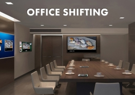 Shifting of registered office